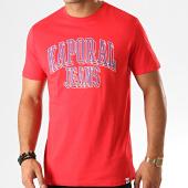/achat-t-shirts/kaporal-tee-shirt-olrik-rouge-blanc-bleu-192800.html