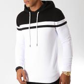 /achat-sweats-capuche/lbo-sweat-capuche-bicolore-920-blanc-noir-192922.html