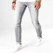 /achat-jeans/le-temps-des-cerises-jean-slim-711-basique-gris-192781.html