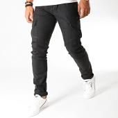 /achat-jeans/le-temps-des-cerises-jean-slim-a-poches-cargo-elvan-noir-192792.html