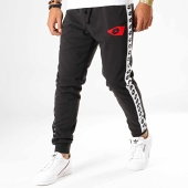 /achat-pantalons-joggings/lotto-pantalon-jogging-a-bandes-athletica-due-211189-noir-192850.html