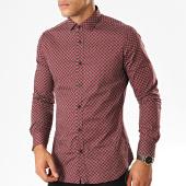 /achat-chemises-manches-longues/mtx-chemise-manches-longues-s7351-bordeaux-192737.html