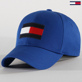 /achat-casquettes-de-baseball/tommy-hilfiger-casquette-big-flag-cap-4508-bleu-roi-192813.html