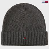 /achat-bonnets/tommy-hilfiger-bonnet-pima-5148-gris-anthracite-chine-192827.html