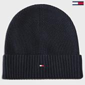 /achat-bonnets/tommy-hilfiger-bonnet-pima-5148-bleu-marine-192831.html