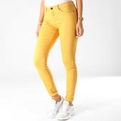 /achat-jeans/vero-moda-jean-slim-femme-hot-seven-jaune-moutarde-192870.html
