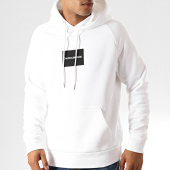 /achat-sweats-capuche/calvin-klein-sweat-capuche-colour-block-3873-blanc-192982.html