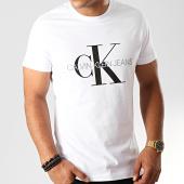 /achat-t-shirts/calvin-klein-tee-shirt-monogram-4314-blanc-192997.html