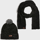 /achat-echarpes-foulards/deeluxe-lot-echarpe-et-bonnet-isola-noir-193031.html