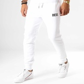 /achat-pantalons-joggings/diesel-pantalon-jogging-tary-logo-00szlb-0bawt-blanc-193015.html
