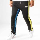 /achat-pantalons-joggings/diesel-pantalon-jogging-a-bandes-akony-00swfc-0naze-noir-193017.html