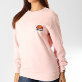 /achat-sweats-col-rond-crewneck/ellesse-sweat-crewneck-femme-haverford-sgc07484-rose-clair-192959.html