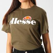 /achat-t-shirts/ellesse-tee-shirt-femme-albany-sgs03237-vert-kaki-192972.html