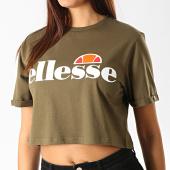 /achat-t-shirts/ellesse-tee-shirt-femme-crop-alberta-sgs04484-vert-kaki-192986.html