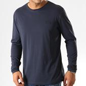 /achat-t-shirts-manches-longues/hugo-by-hugo-boss-tee-shirt-manches-longues-derol-194-50414223-bleu-marine-192964.html