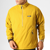 /achat-coupe-vent/obey-coupe-vent-col-zippe-attitude-mock-anorak-jaune-moutarde-193001.html
