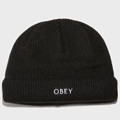 /achat-bonnets/obey-bonnet-rollup-noir-193007.html