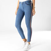 /achat-jeans/only-jean-skinny-femme-a-bandes-rain-bleu-denim-192927.html