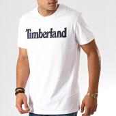 /achat-t-shirts/timberland-tee-shirt-kennebec-river-linear-a1yuy-blanc-193021.html