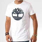 /achat-t-shirts/timberland-tee-shirt-kennebec-river-tree-a1l6o-blanc-193025.html