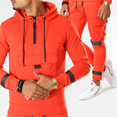 /achat-ensembles-survetement/aarhon-ensemble-de-survetement-j033-orange-193055.html