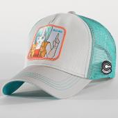 /achat-trucker/dragon-ball-z-casquette-trucker-bulma-turquoise-gris-193079.html