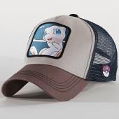 /achat-trucker/pokemon-casquette-trucker-mew-marron-bleu-marine-193088.html
