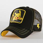 /achat-trucker/pokemon-casquette-trucker-pikachu-noir-jaune-193091.html