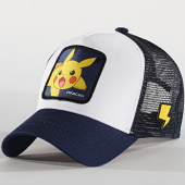 /achat-trucker/pokemon-casquette-trucker-pikachu-bleu-marine-blanc-193092.html