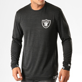 /achat-t-shirts-manches-longues/new-era-tee-shirt-manches-longues-nfl-engineered-oakland-raiders-12033387-noir-193050.html