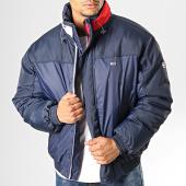 /achat-doudounes/tommy-hilfiger-jeans-doudoune-branded-collar-6910-bleu-marine-193189.html