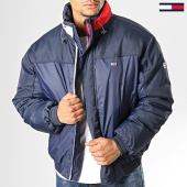/achat-doudounes/tommy-jeans-doudoune-branded-collar-6910-bleu-marine-193189.html