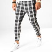 /achat-pantalons-carreaux/uniplay-pantalon-a-carreaux-t3507-noir-blanc-193114.html