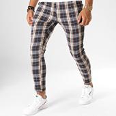 /achat-pantalons-carreaux/uniplay-pantalon-a-carreaux-t3506-bleu-marine-beige-193115.html
