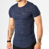 /achat-t-shirts-longs-oversize/uniplay-tee-shirt-oversize-uy449-bleu-marine-193152.html