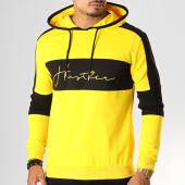 /achat-sweats-capuche/uniplay-sweat-capuche-a-bandes-hd-1-jaune-noir-193171.html