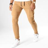 /achat-pantalons-cargo/uniplay-pantalon-slim-ps-3-camel-193175.html