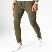 /achat-pantalons-cargo/uniplay-pantalon-slim-ps-3-vert-kaki-193176.html