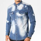/achat-vestes-jean/uniplay-chemise-jean-092-bleu-denim-193198.html