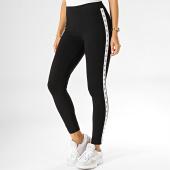 /achat-leggings/calvin-klein-jeans-legging-femme-avec-bandes-2184-noir-193237.html