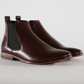 /achat-chelsea-boots/classic-series-chelsea-boots-gh3072-marron-193350.html