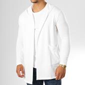 /achat-cardigans-gilets/frilivin-gilet-capuche-ap7251-blanc-193265.html