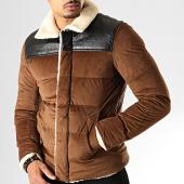 /achat-vestes/frilivin-veste-velours-col-mouton-ab6610-marron-noir-193305.html