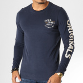 /achat-t-shirts-manches-longues/jack-and-jones-tee-shirt-manches-longues-upton-bleu-marine-193302.html