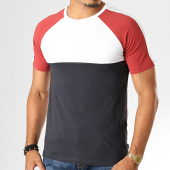 /achat-t-shirts/produkt-tee-shirt-a-bandes-viy-clay-cut-blanc-noir-rouge-brique-193320.html