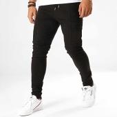 /achat-pantalons-cargo/uniplay-pantalon-slim-ps-3-noir-193231.html