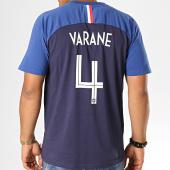 /achat-t-shirts/fff-tee-shirt-player-varane-n4-f19010c-bleu-marine-193381.html