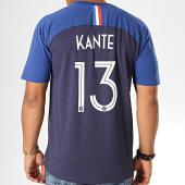 /achat-t-shirts/fff-tee-shirt-player-kante-n13-f19009c-bleu-marine-193520.html