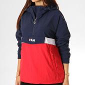 /achat-coupe-vent/fila-coupe-vent-femme-avec-capuche-pavlina-687275-rouge-bleu-marine-193568.html