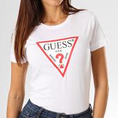 /achat-t-shirts/guess-tee-shirt-slim-femme-w94i29-k19u1-blanc-193578.html